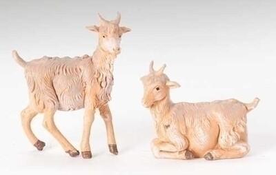 """5"""" Fontanini Goats"""