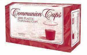 Communion Cups- 1000ct