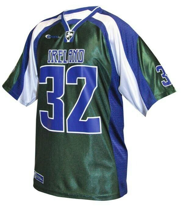 Croker American Football Jersey