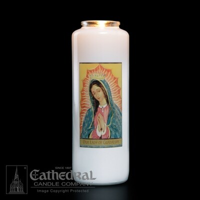 Our Lady of Guadalupe, Case of 12 Candles
