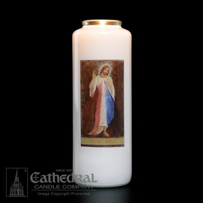 Divine Mercy, Case of 12 Candles