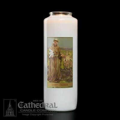 St. Francis, Case of 12 Candles