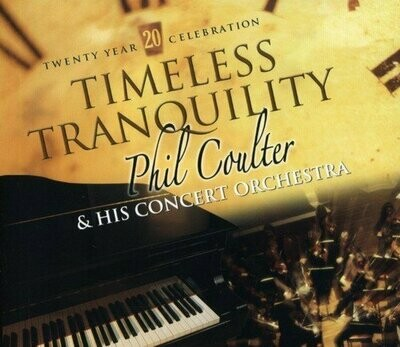 Phil Coulter- Timeless Tranquility CD