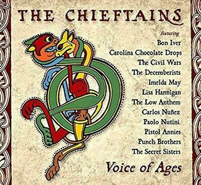 The Chieftains Voice of Ages CD