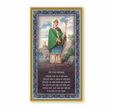 St. Patrick Plaque