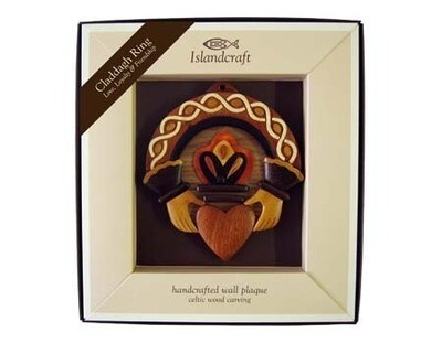 The Claddagh Ring Wall Hanging