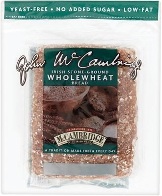 McCambridge Wholewheat Brown Bread
