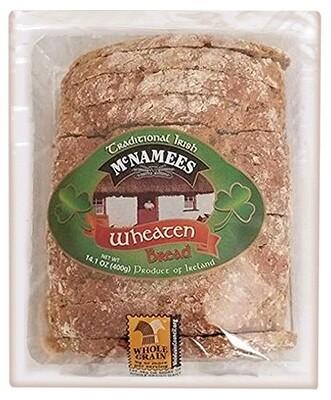 McNamees Wheaten Brown Bread