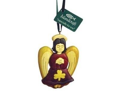 Celtic Angel Ornament