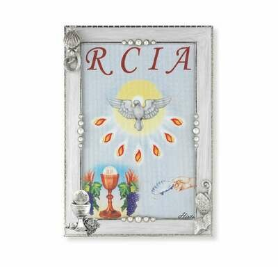 RCIA Silver Plated Photo Frame