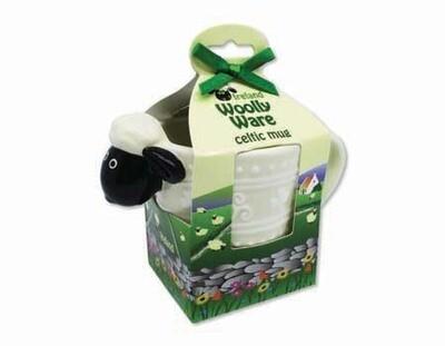 Celtic Mug- Woolly Ware