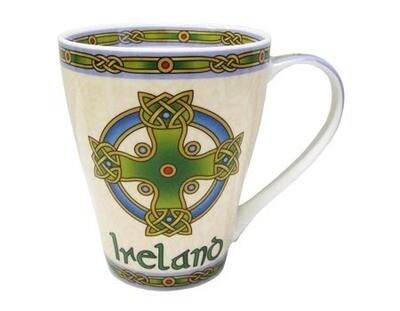 Ireland Cross Mug