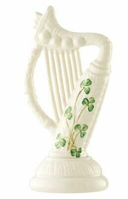 Belleek Harp