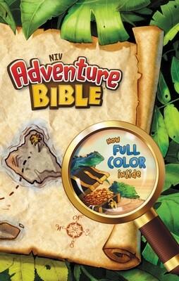 Adventure Bible- NIV