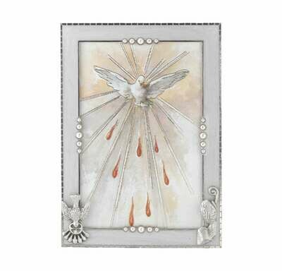 Holy Spirit Confirmaton Picture Frame
