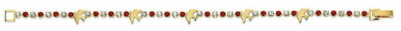 Adult Gold Colored Holy Spirit Bracelet