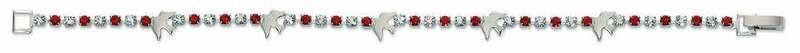 Adult Silver Colored Holy Spirit Bracelet