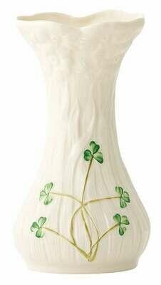 "Belleek Daisy Spill Vase 6.15"""