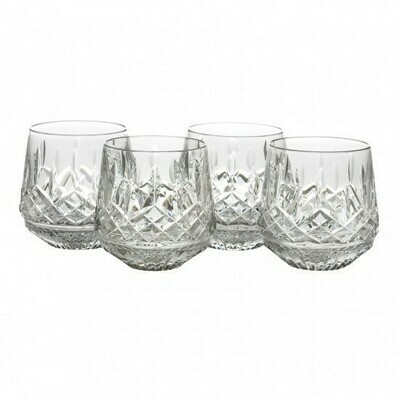 Waterford® Lismore 9oz Old Fashioned, Set of 4