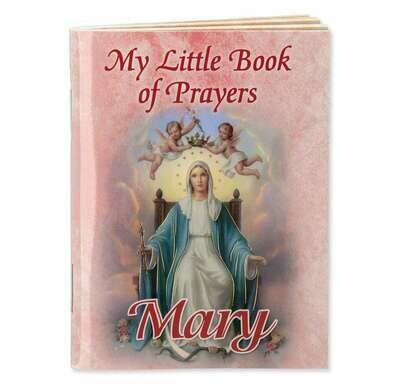 Mini My Little Prayer Book- Mary