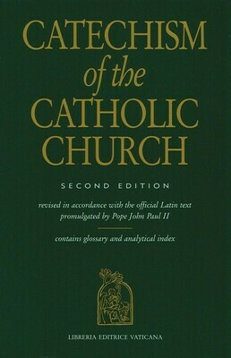 Catechism of the Catholic Church 2nd Edition, Paperback