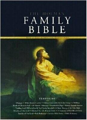 Family Bible-KJV