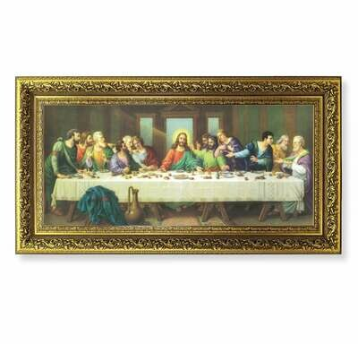 The Last Supper- Zabateri- 14 1/2