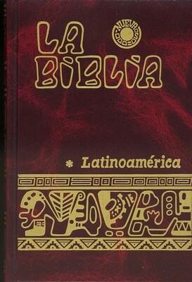 La Biblia Latinoamerica, Bolsillo, Roja