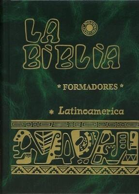 Biblia Latinoamerica- Formadores, Verde