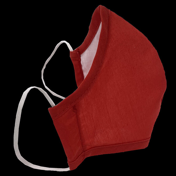 Red Confirmation Mask
