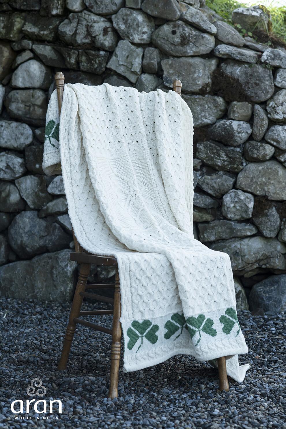 Shamrock Blanket