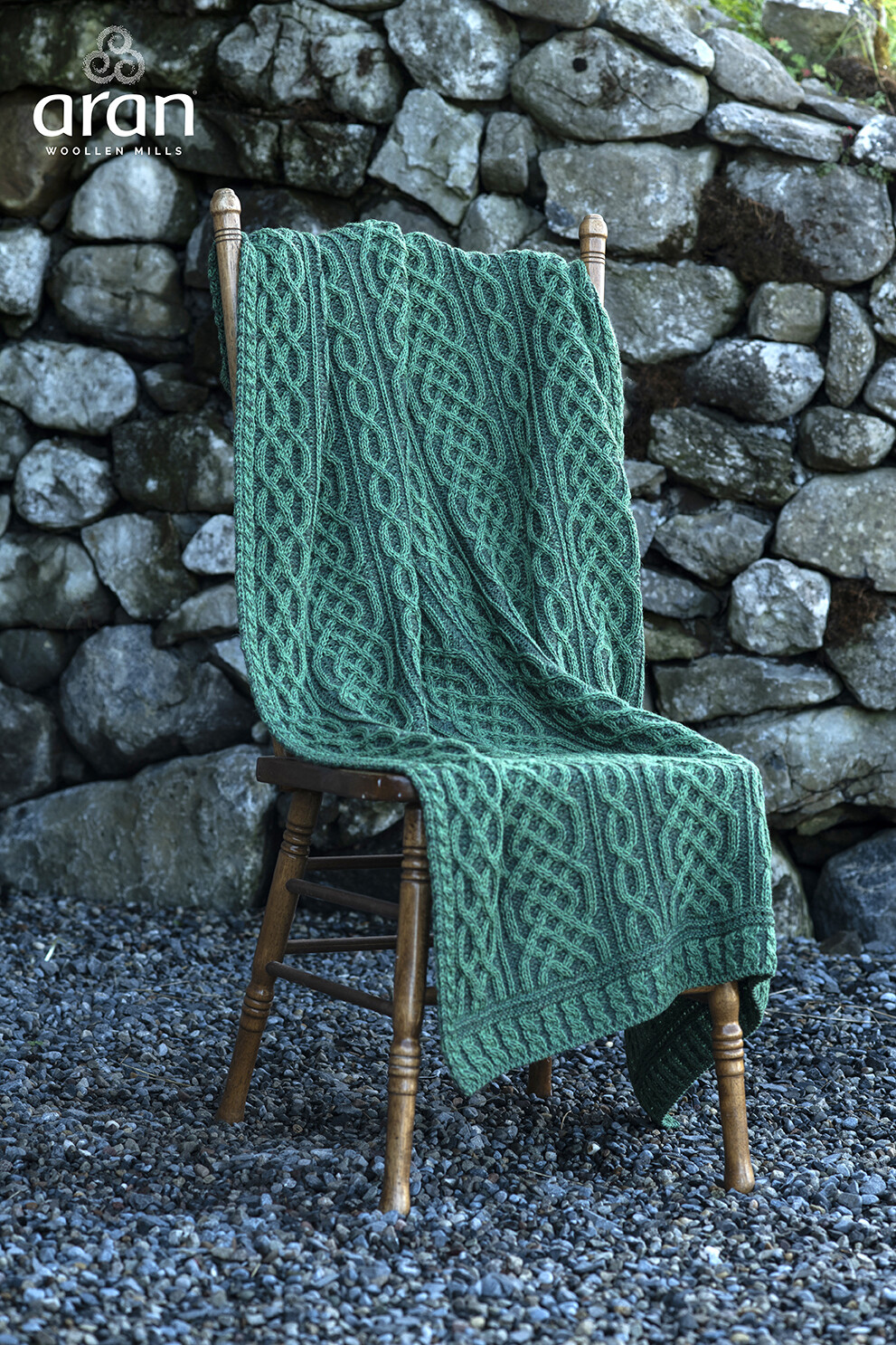 Plaited Celtic Blanket