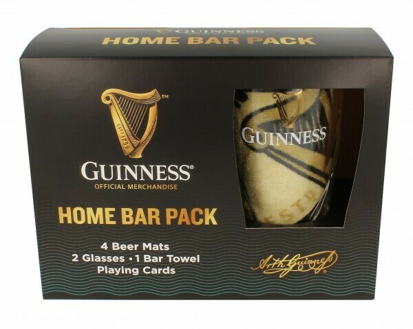 Guinness® Home Bar Pack