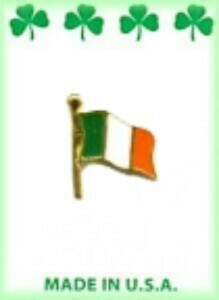 Ireland Flag Lapel Pin