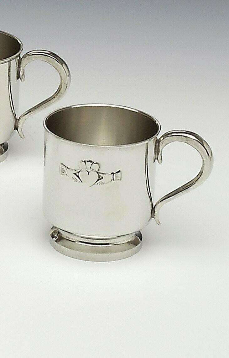 Mullingar Pewter Baby Cup