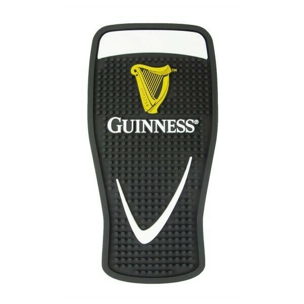 Guinness® Gravity Glass PVC Bar Mat