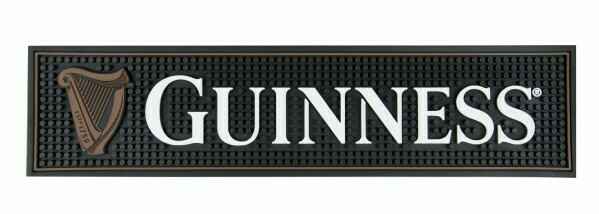 Guinness® PVC Harp Bar Mat