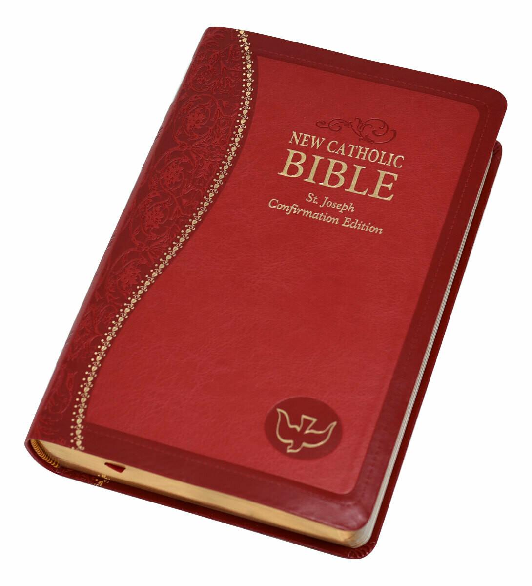 St. Joseph New Catholic Bible Confirmation Edition