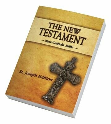 St. Joseph NCB New Testament (Vest Pocket Edition)- Paperback