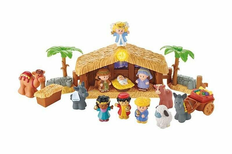 Little People® Nativity