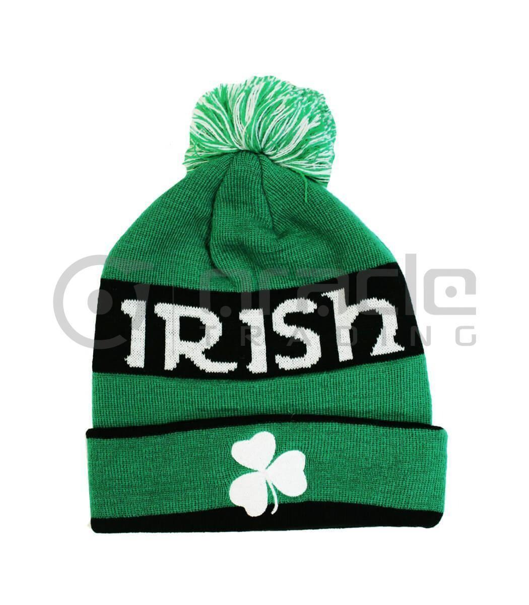 Ireland Pom Beanie Hat