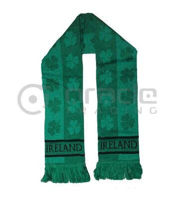 Ireland Knitted Scarf