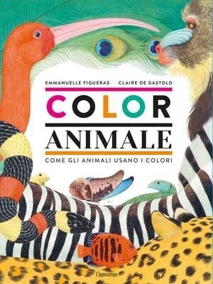 Color animale. Come gli animali usano i colori
