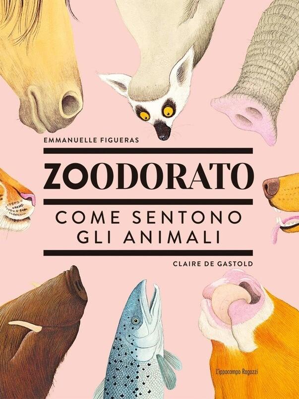 Zoodorato. Come sentono gli animali