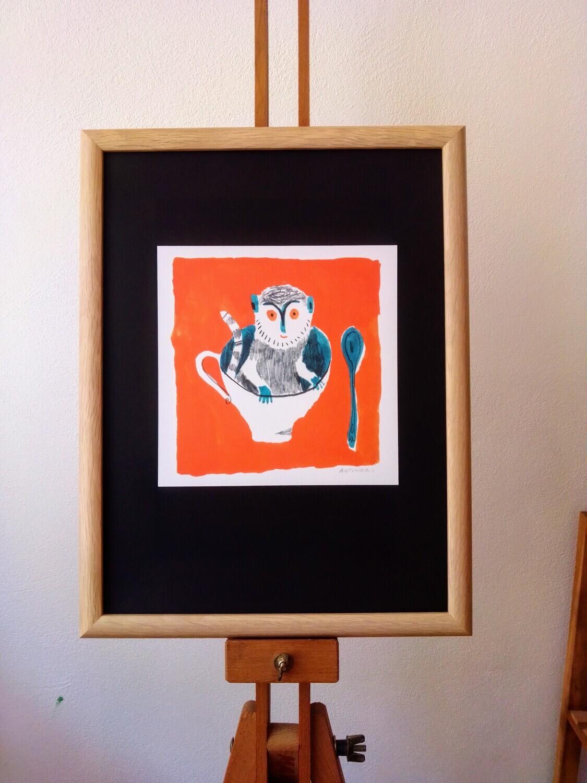 Pacchetto Sulla vita dei lemuri + stampa