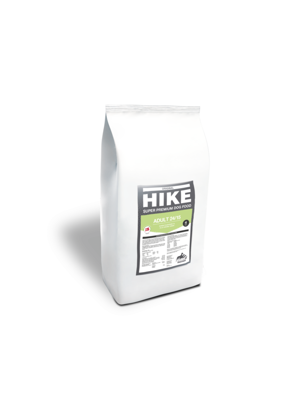 HIKE ORIGINAL Adult CHICKEN 24/15 hundemad 4 kg