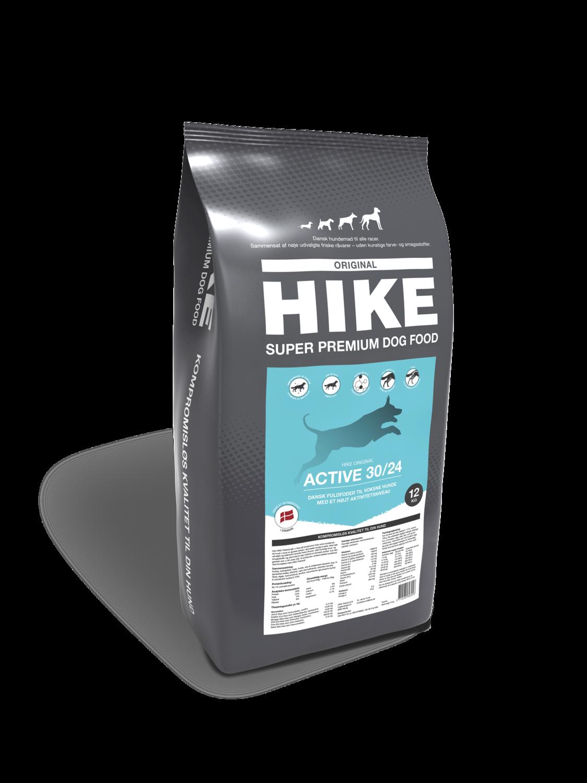 HIKE ORIGINAL aktiv 30/24 hundemad 12 kg