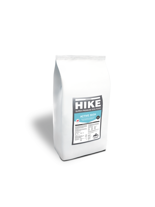 HIKE ORIGINAL Active 30/24 hundemad 4 kg