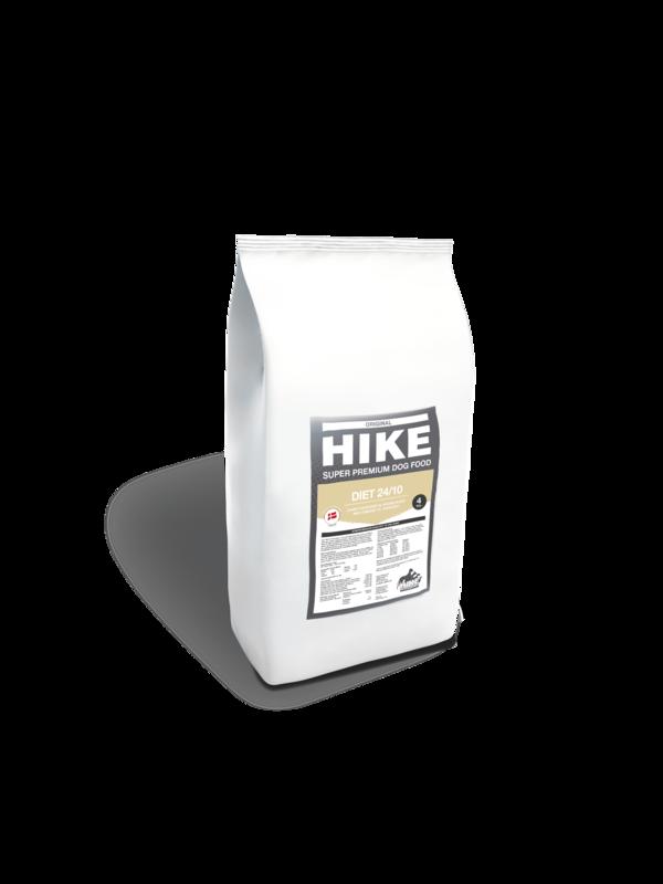 HIKE ORIGINAL Diet 24/10 hundemad 4 kg