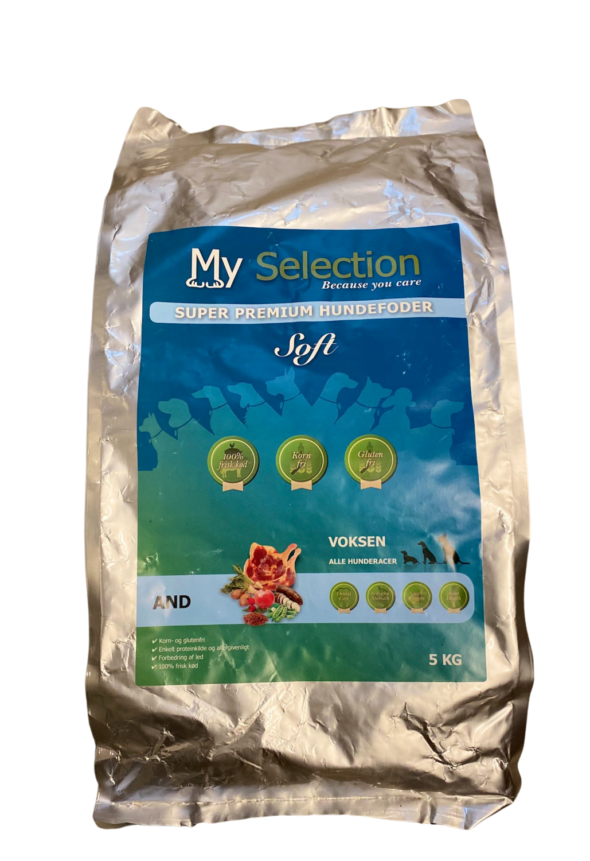 My selection AND – super premium hundefoder 5 kg.